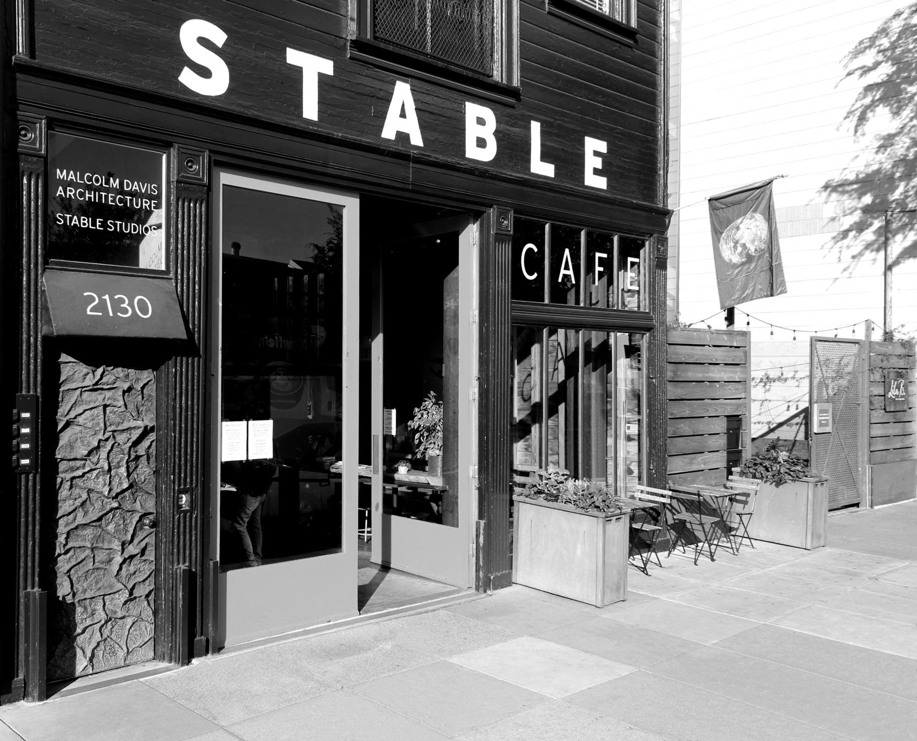 Malcom Davis Architects Studio—Mission District—San Francisco